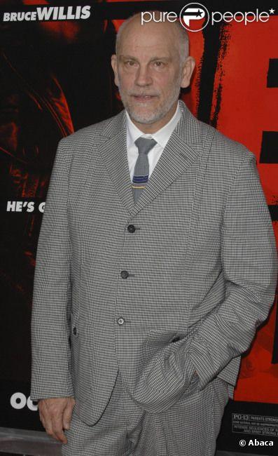 John Malkovich, en octobre 2010 à Los Angeles.