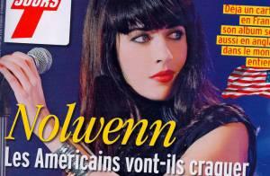Nolwenn Leroy : La Bretonne se rêve en rousse et part conquérir Hollywood