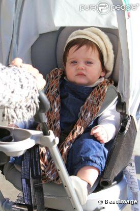 Le fils de Rachel Zoe, Skyler Morrison Berman, n'a que 10 mois, qu'il dispose déjà d'une garde-robe à faire pâlir les plus grands fans de mode.