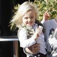 Le dernier de Gwen Stefani, Zuma est mignon à croquer avec sa chevelure blonde et ses looks toujours décalés.