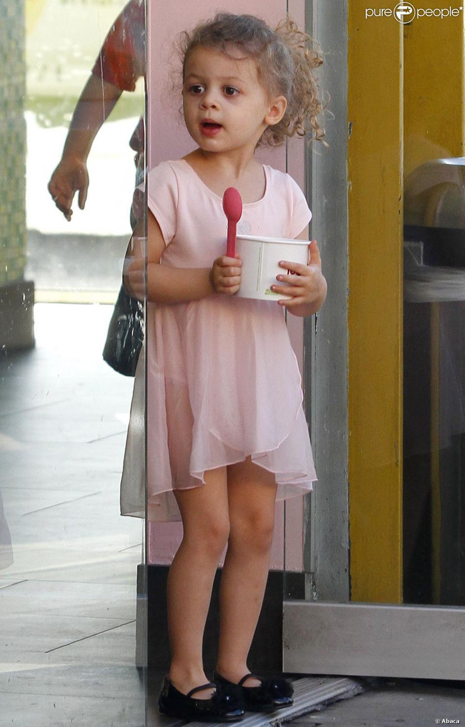 Robe de petite princesse