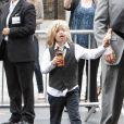 Shiloh Jolie-Pitt, 5 ans, est une petite fille au look très masculin.