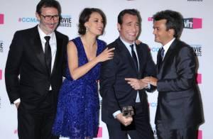 The Artist : Euphorie générale à Hollywood pour les Français et George Clooney