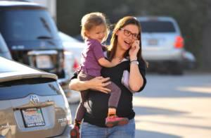 Jennifer Garner, enceinte, crie son amour pour sa petite Seraphina