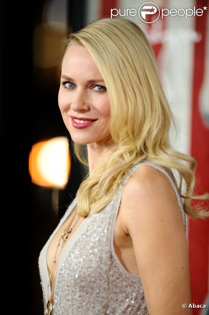 Naomi Watts en novembre 2011 à Los Angeles.