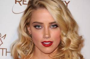 Amber Heard : Qui est la blonde sexy qui a séduit Johnny Depp et Nicolas Cage ?