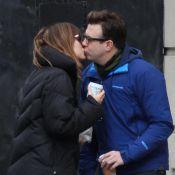 Olivia Wilde et Jason Sudeikis : Un baiser enflammé en pleine rue