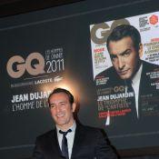 Jean Dujardin : Le séducteur entouré des hommes de l'année 2011