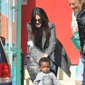Sandra Bullock en maman dévouée : son fils lui vole la vedette