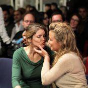Alice Taglioni et Virginie Efira : Les deux superbes blondes ne se quittent plus