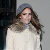 Jessica Alba : Sublime et élégante, la fashionista illumine New York