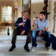 Image du film Comme un chef avec Michaël Youn et Jean Reno