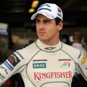 """Adrian Sutil condamné : Son ami Lewis Hamilton est """"un lâche"""""""