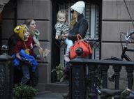 Sarah Jessica Parker : Plus chaudement vêtue que sa fille en plein hiver...