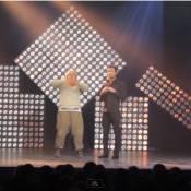 Valérie Damidot s'incruste sur scène durant un one-man show !