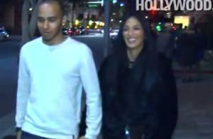 Nicole Scherzinger et Lewis Hamilton remettent le couvert