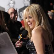 Reese Witherspoon : Mutine et décolletée, la jolie blonde fait des ravages