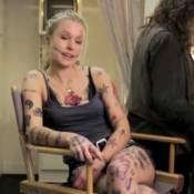 Kristen Bell, couverte de 214 tatoos, ne manque pas d'humour !