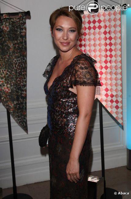 Laura Smet au Dîner de la mode le 26 janvier 2012