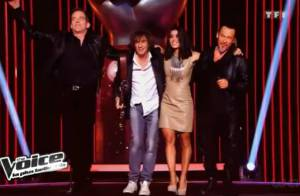 The Voice : Jenifer, Louis, Garou et Florent reprennent Rolling in the Deep !