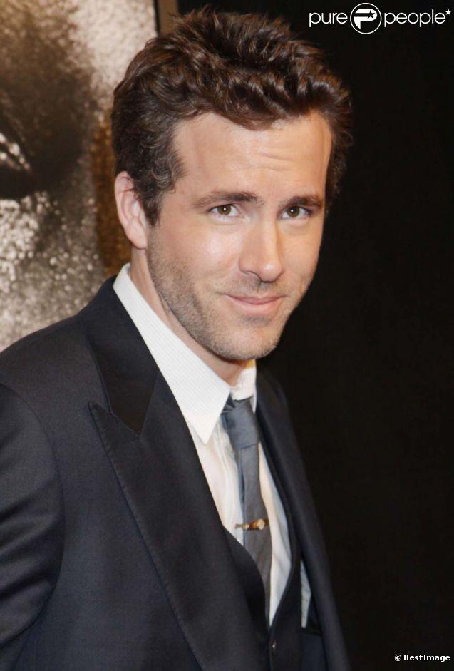 Ryan Reynolds à l'avant-première de  Sécurité Rapprochée  à New York, le 7 février 2012.