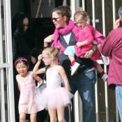 Jennifer Garner : Violet, une délicieuse ballerine qui sait de qui tenir