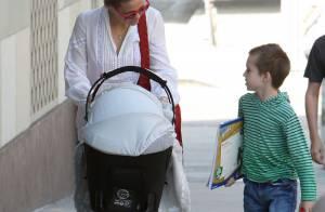 Kate Hudson : maman au top pour ses deux petits hommes