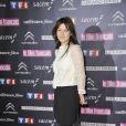 Mylène Jampanoï lors des 19ème Trophées du film français, à Paris, le 14 février 2012
