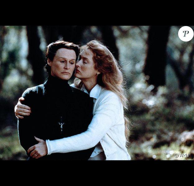 Glenn Close et Meryl Streep dans La Maison aux esprits (1993)