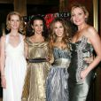 """Kristin Davis et le casting de Sex and the City a la premiere du film"""