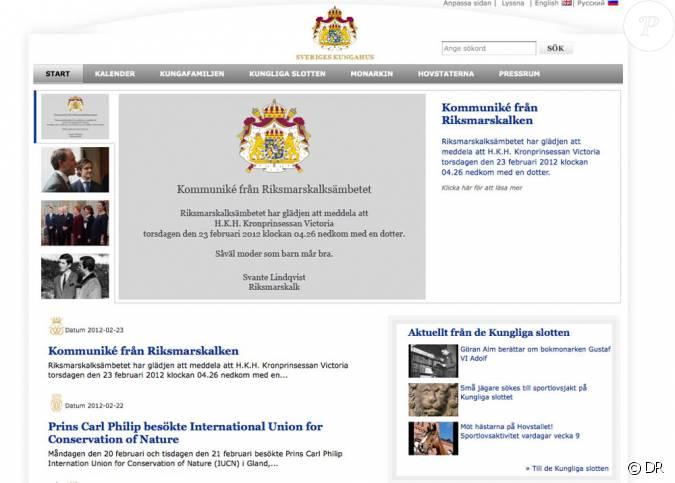 Famille royale de suede site officiel for Maison du monde site officiel