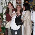 Jennifer Love Hewitt le jour de son anniversaire, à Los Angeles, le 21 février 2012