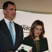 Letizia et Felipe d'Espagne philosophent en choeur