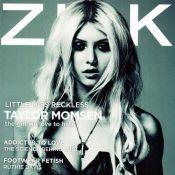 Taylor Momsen : Dans Z!NK, elle cultive toujours plus son côté gothique