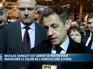 Nicolas Sarkozy : Opération de charme au monde rural