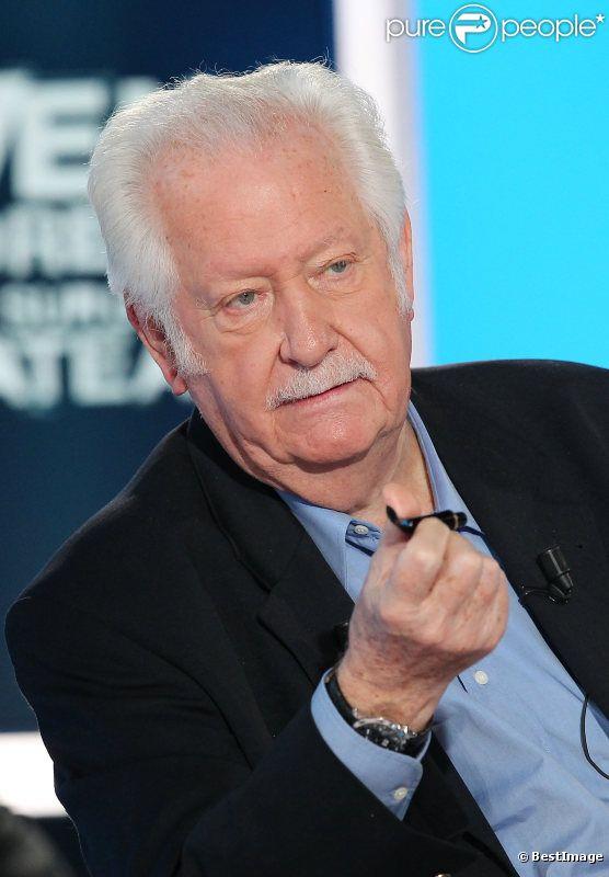 Pierre Bellemare le 5 novembre 2011