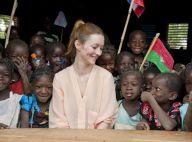 Audrey Marnay : Son voyage précieux au Burkina Faso