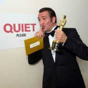 Jean Dujardin a ravalé une blague sur le 11 septembre avant son Oscar