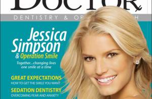 Jessica Simpson lance l'opération... dents blanches  !
