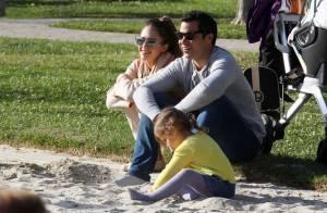 Jessica Alba : avant de reprendre les tournages, elle se donne à fond en famille