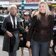 La princesse Maxima au lancement du programme Women Inc. le 6 mars 2012 à Amsterdam.      Après la tragédie familiale qui a frappé la famille royale des Pays-Bas en février 2012 (le prince Friso, victime d'une avalanche, est tombé dans le coma), il a fallu se remettre au travail...