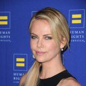 Charlize Theron : Ses premiers pas de mère célibataire