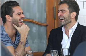 Marc Jacobs : en tête à tête avec son ex, c'est l'éclate totale