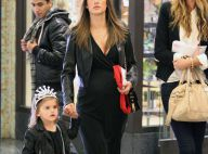 Alessandra Ambrosio et sa fille Anja stylées : telle mère, telle fille !