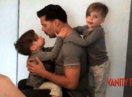 Ricky Martin présente ses adorables jumeaux dans Vanity Fair