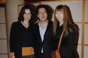 Valérie Lemercier, élégante et rayonnante, célèbre la danse de Sylvie Guillem