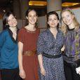 Karine Blouet la boss de Paris Première et son staff