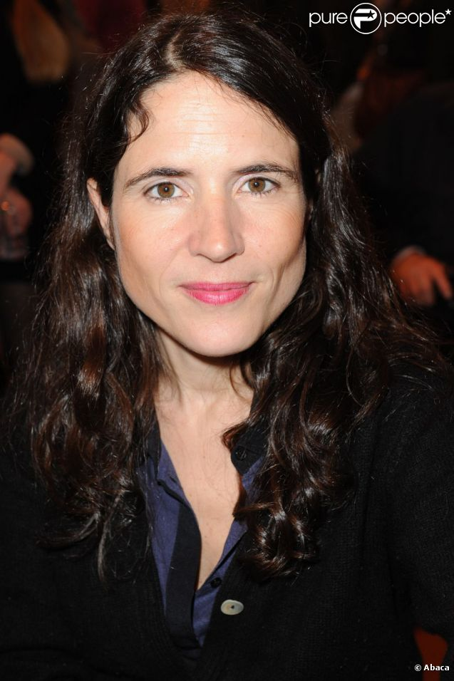 Mazarine Pingeot en mars 2012 à Paris