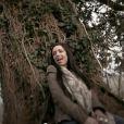 Image extraite du clip  Bonne Nouvelle  de Natasha St-Pier, mars 2012.