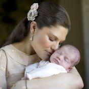 Princesse Estelle : Tendres portraits officiels du bébé de Victoria et Daniel